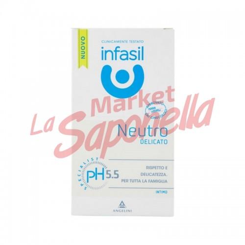 Detergent intim Infasil neutru 200 ml